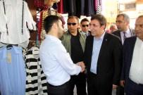 ALI İHSAN MERDANOĞLU - Kalkınma Bakanı Yılmaz Açıklaması