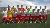 GAZİOSMANPAŞASPOR - Palandöken Belediye Spor Bölge Şampiyonu Oldu