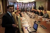 MEHMET ALİ KARATEKELİ - Samsun'da İŞKUR'a 3 Ayda 10 Bin Kişi İş Başvurusu Yaptı