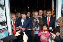 YEŞİL SAHALAR - AK Parti'den Miting Gibi Skm Açılışı