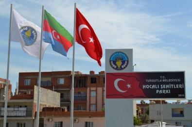 Azerbaycan Bayrağı Ters Asıldı