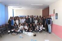 ADEM KÜÇÜK - İl Emniyet Müdürlüğü'nden ESOGÜ Öğrencilerine Olay Yeri Eğitimi