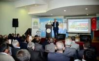 Konya'nın Tüm İlçelerine Prestij Caddeler Kazandırılıyor
