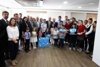 MURAT EFE - Tredaş'ın Resim Yarışmasında, Dereceye Girenlere Ödülleri Verildi