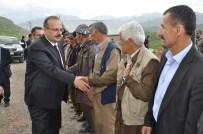 ÜNAL KOÇ - Üzümlü Sınır Kapısı Pasaportlu Geçişe Açıldı