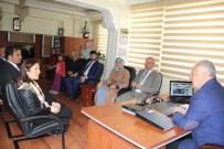 AK Partili Adaydan CHP'li Belediye Başkanına Ziyaret