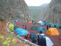 Dağcılık Gelişim Eğitimi Kampı Kemaliye'de Yapılacak