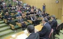 YEMEN TÜRKÜSÜ - Elazığ'da 'Dünden Bugüne Gönül Coğrafyamız Ortadoğu'Paneli
