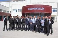 ÖZEL GÜVENLİK - Hastaneyi Basan Saldırganlar Özel Güvenlikçileri Darp Etti