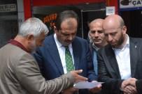 """AK Parti Trabzon Milletvekili Adayı Balta Açıklaması '2023 Hedefine Uygun Trabzon'u Yenileyeceğiz"""""""
