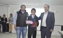 Çekerek'te Okuyorum Kazanıyorum Yarışması Yapıldı