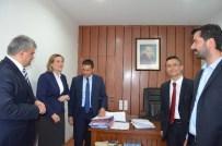 SEDAT YıLDıRıM - Faruk Çaturoğlu Açıklaması 'TEK Başıma Milletvekilliği Yapmam Mümkün Değil'