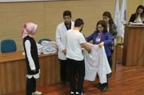 ZUHAL KUNDURACILAR - Fizyoterapi Ve Rehabilitasyon Öğrencilerinin Beyaz Önlük Heyecanı