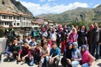Kadışehri İmam Hatip Ortaokulu Öğrencileri Amasya'yı Gezdi
