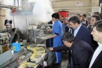 ALI İHSAN MERDANOĞLU - Kalkınma Bakanı Cevdet Yılmaz, Kulp İlçesini Ziyaret Etti