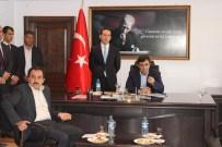 ALI İHSAN MERDANOĞLU - Kalkınma Bakanı Yılmaz, Lice'de Açıklaması