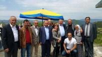 CEMAL ENGINYURT - Şehit Emrah Aktaş, Mezarı Başında Anıldı