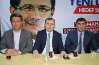 """MEHMET MUŞ - AK Partili Muş Açıklaması 'Siyasetçinin Notere Gitmesi Güvensizliğin En Somut Belgesidir"""""""