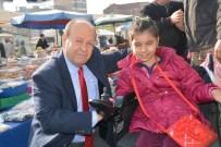 ÖZÜRLÜLER GÜNÜ - Başkan Özakcan; 'Engellilere Acıyarak Onların Sorunlarını Çözemeyiz'