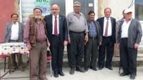 MHP Adayları Hadim Ve Taşkent'te