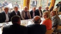 YOLSUZLUK - MHP Ankara 1. Bölge Milletvekili Adayı Ersoy, Elmadağlılarla Buluştu