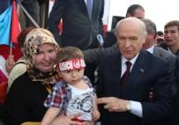 YÜCE DIVAN - MHP Genel Başkanı Bahçeli İzmir'de (2)