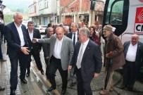 Vatandaşlar CHP Adayı Haluk Pekşen'den Sorunlarına Çözüm İstiyor