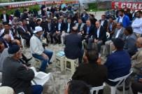 AKKISE - Başkan Arat Ve Milletvekili Adayları Şenliklere Katıldı
