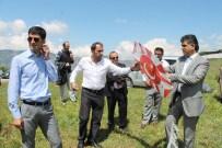 Doğanşar'da Uçurtma Şenliği Düzenlendi