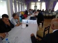 Milli Eğitim Müdürlüğünden Yenice'de İnceleme