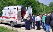 Pınarbaşı'nda Cenaze Dönüşü Kaza Açıklaması 1 Ölü, 11 Yaralı