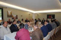HASAN ALI CESUR - Sait Yüce Türkiye'nin Yardımlarının Önemini Anlattı