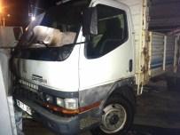 MERMER FABRİKASI - Aydın'da Araç Kundaklama İddiası