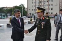 DOKTRIN - Orgeneral Kamil Başoğlu'ndan Vali Erdoğan Bektaş'a Ziyaret