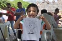 Portre Karikatür Şenliği Başladı