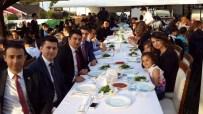 KADIR OKATAN - Vergi Müfettişleri Sevgi Evlerinden Gelen Misafirlerini Ağırladı