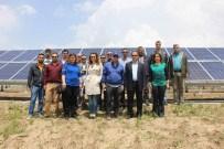 FAHRI KESKIN - Altınyayla'da Güneş Panelleri İle Enerji Üretimi Başladı