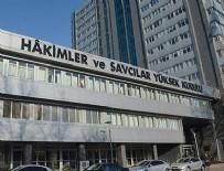 HSYK - Bazı hakim ve savcıların mesleğe kabul kararları kaldırıldı
