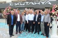 METİN COŞKUN - Erdi Yapı Bolu Şubesi Açıldı