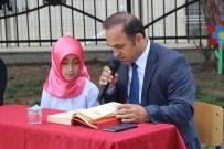 KAZıM YıLDıZ - Havza'da 'Babamla Kuran Okuyorum' Yarışması