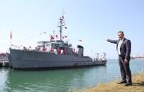 RAUF RAIF DENKTAŞ - Tcg Silifke Mayın Arama Gemisi Toroslar'a Geliyor