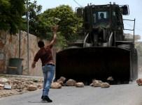 HIDIR ADNAN - Batı Şeria'daki Gösterilere Müdahale