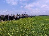 SELIM PARLAR - Eskişehir'de 'Tarla Günü' Etkinliği