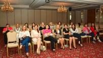 CİNSEL YÖNELİM - Soroptimistler, 'Kadın Haklarına Farkındalık' İçin Toplandı
