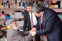AK Parti Milletvekilleri'nden İlçelere Teşekkür Ziyareti