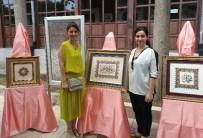 KOMPOZISYON - Aydın'da Müzehhibelerin Eserleri Göz Doldurdu
