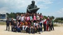 Dazkırı'daki Öğrenciler, Çanakkale Ve Bursa'yı Gezdi