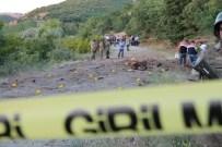 Elazığ'daki Patlamada Baba İle 2 Oğlu Hayatını Kaybetti