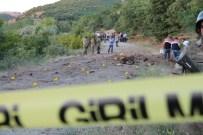 Patlamada Baba Ve 2 Oğlu Hayatını Kaybetti