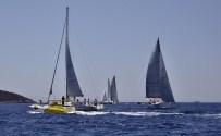 BILLUR KALKAVAN - Vodafone Red Famous Cup Yelken Yarışları Bodrum'da Başladı